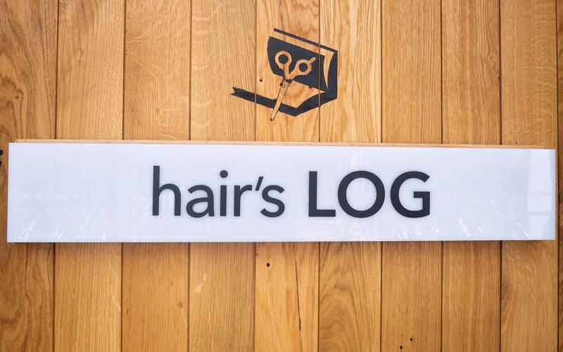 hair's LOGロゴ